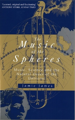 cover of The Music of the Spheres, by Jamie James